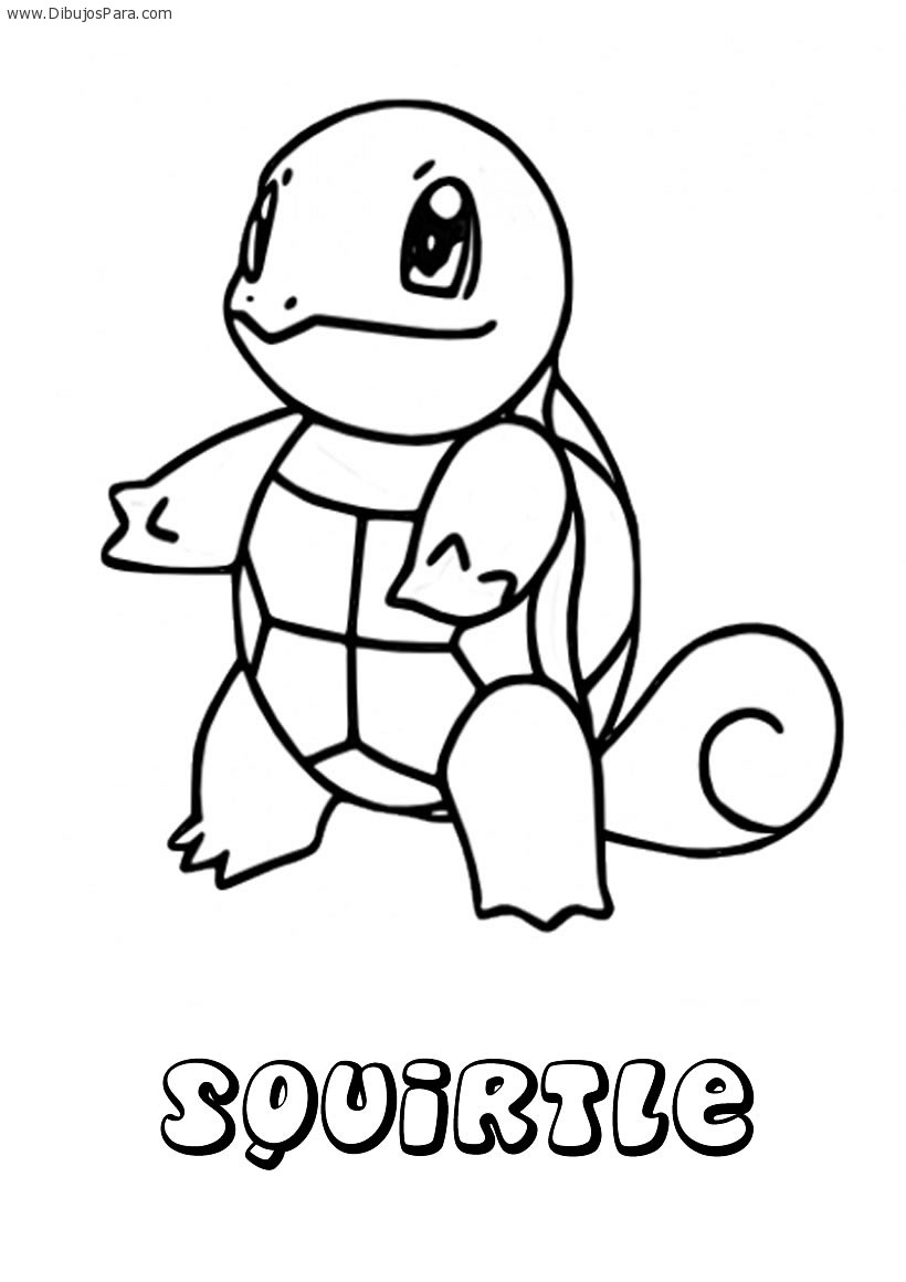 Pokemon Ausmalbilder Schiggy : Similiar Disney Coloring Pages Squirtle Keywords